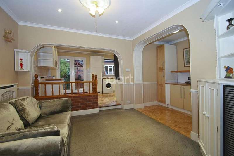3 Bedrooms End Of Terrace House for sale in Ferrymead Avenue, Greenford
