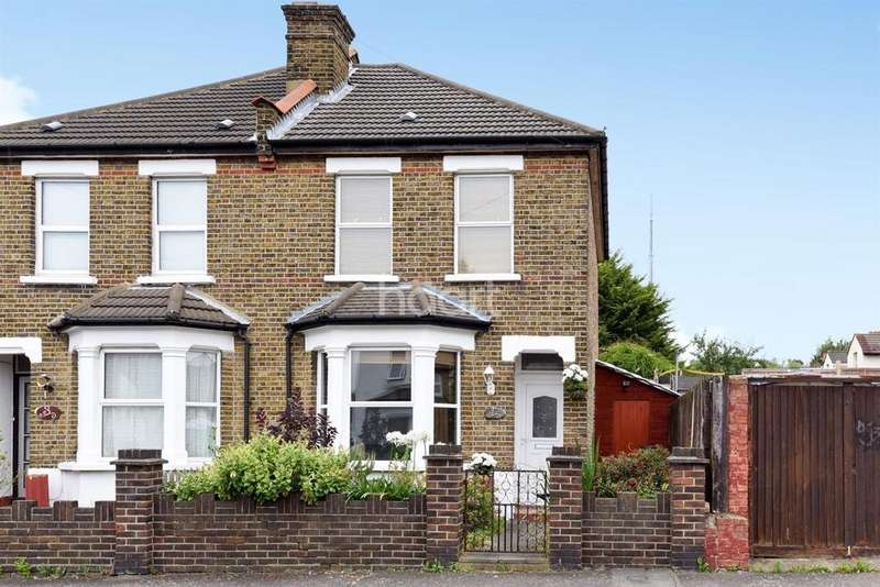 3 Bedrooms Semi Detached House for sale in Speke Road, Thornton Heath, CR7
