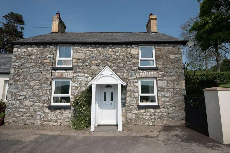 3 Bedrooms Detached House for sale in Bow Street, Aberystwyth