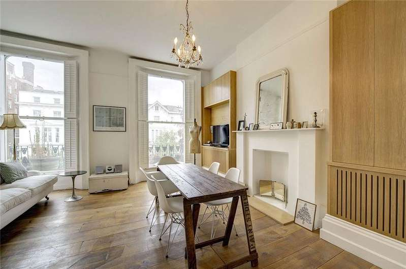 1 Bedroom Flat for sale in Kensington Park Road, Notting Hill, London, W11