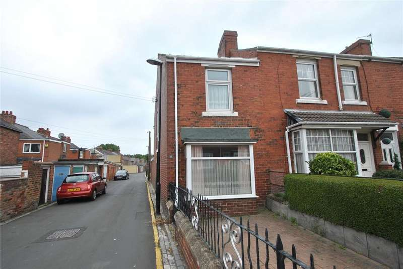 2 Bedrooms End Of Terrace House for sale in Wheler Street, Houghton le Spring, Tyne and Wear, DH4