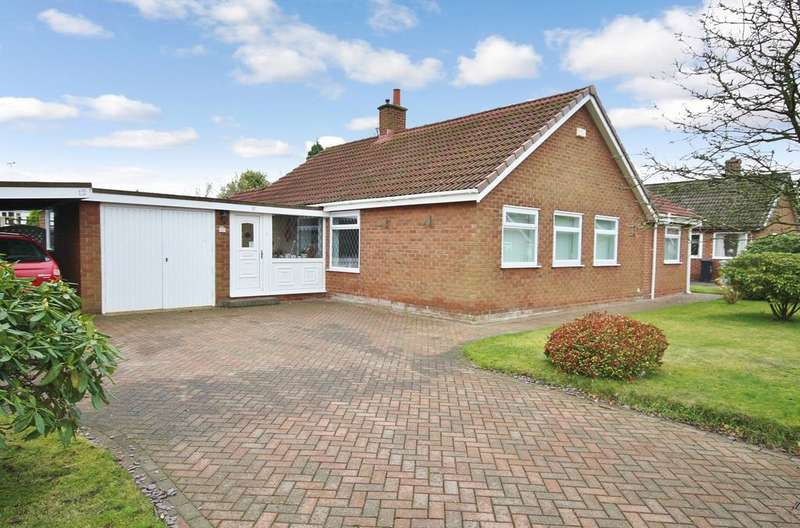 3 Bedrooms Detached Bungalow for sale in Burford Close, Wilmslow