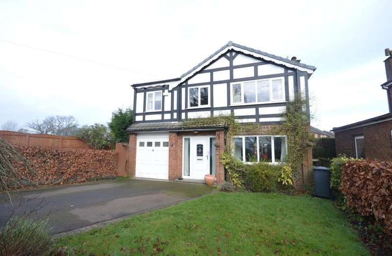 4 Bedrooms Detached House for sale in Arley Road, Appleton, Warrington