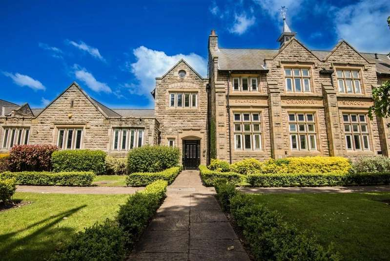 2 Bedrooms Apartment Flat for sale in Grammar School Court, Ormskirk