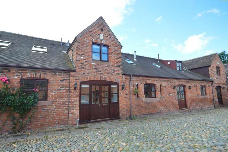 3 Bedrooms Mews House for sale in Grange Green Manor, Mill Lane, Higher Walton, Warrington