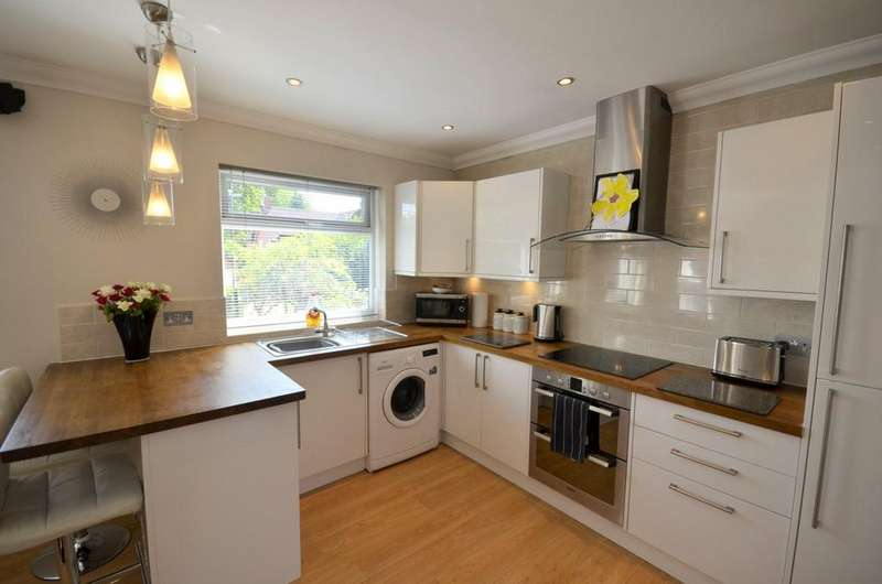 2 Bedrooms Apartment Flat for sale in Mayfield Court, Mayfield Road, Timperley, Altrincham