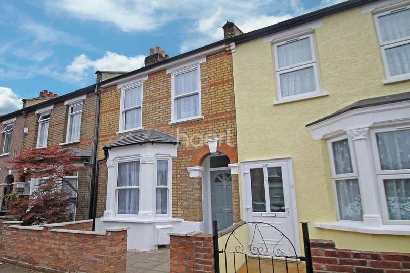 4 Bedrooms Terraced House for sale in Salop Road