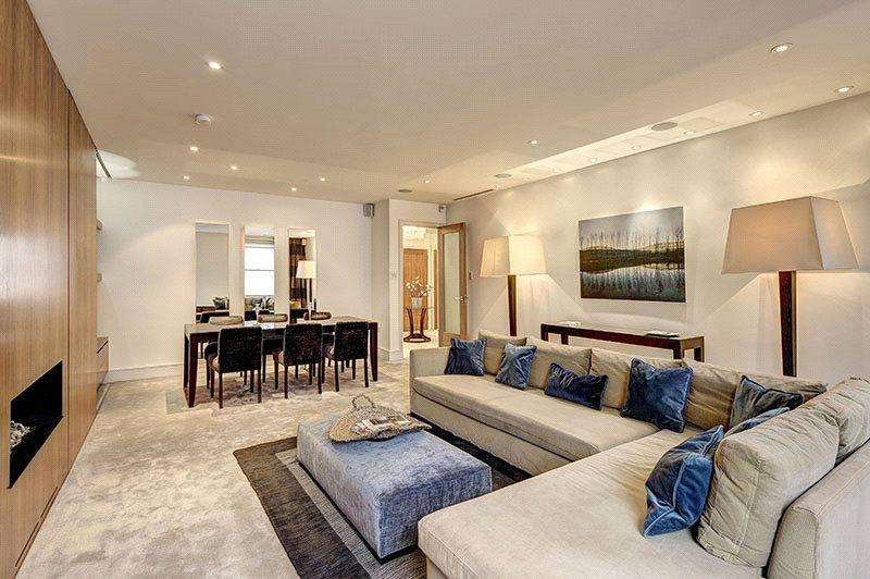 2 Bedrooms Flat for sale in Chesham Place, Belgravia, London, SW1X