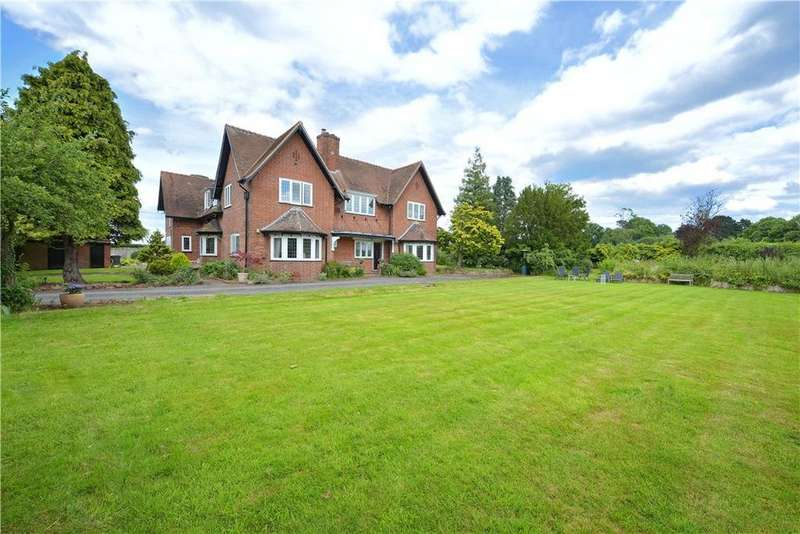 5 Bedrooms Detached House for sale in Tamworth Road, Nether Whitacre, Birmingham, Warwickshire, B46