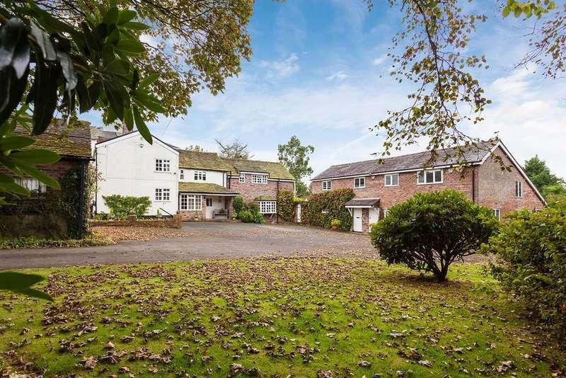 3 Bedrooms Detached House for sale in Andertons Lane, Henbury