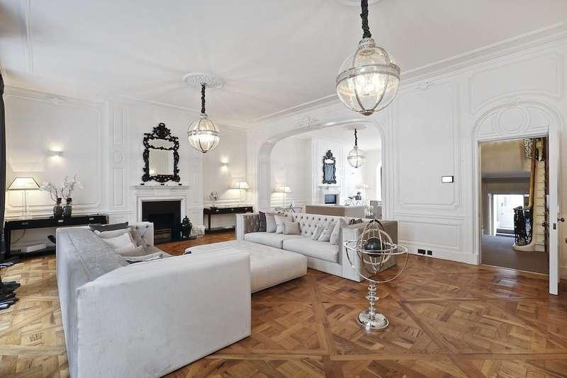12 Bedrooms House for rent in Upper Grosvenor Street, Mayfair, London, W1K