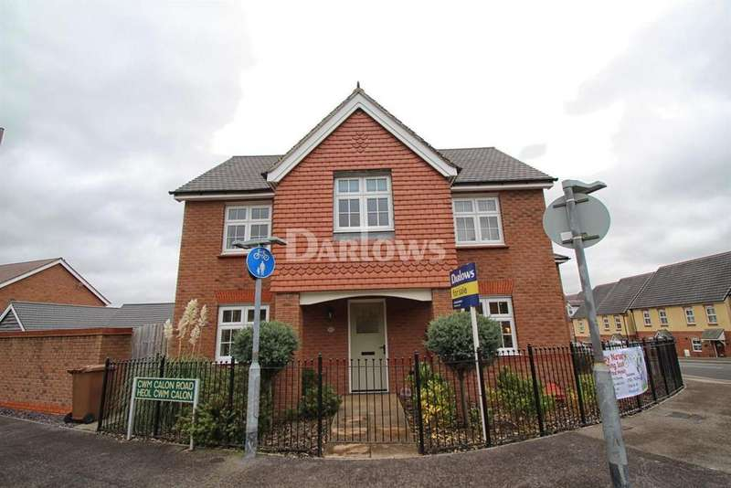 4 Bedrooms Detached House for sale in Cwm Calon Road, Penallta, Hengoed