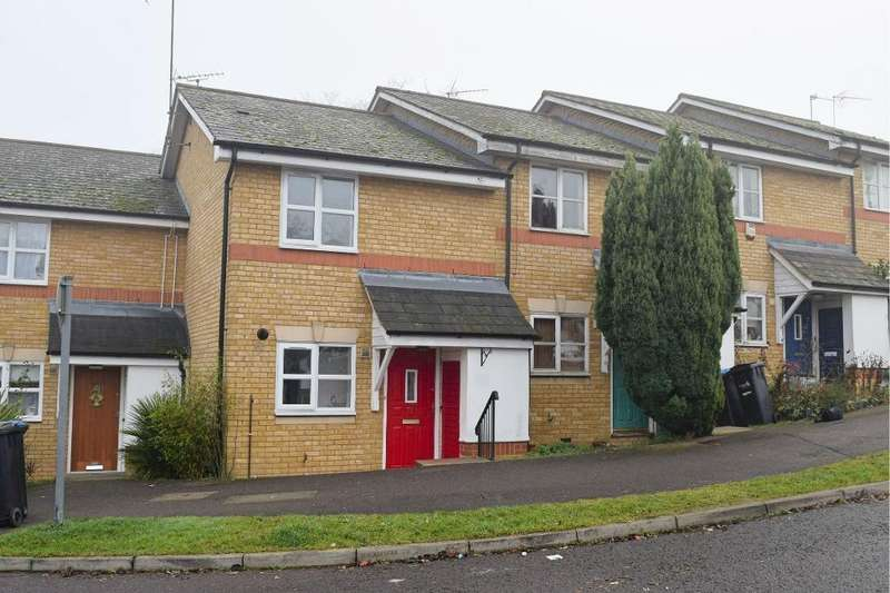 2 Bedrooms Terraced House for sale in Bayliss Close, Enfield, London, N21 1SP