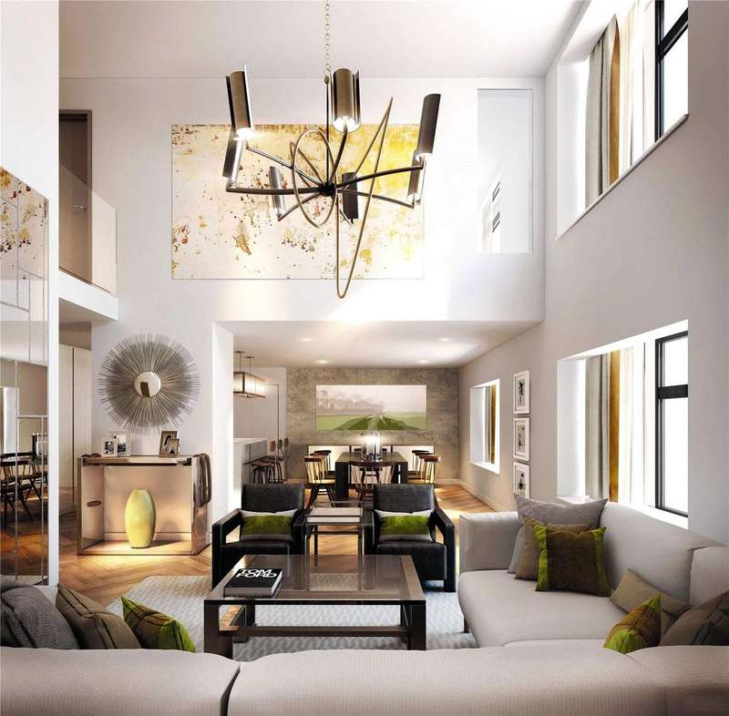 3 Bedrooms Flat for sale in The Sherwood, 12 Sherwood Street, Soho, London, W1F
