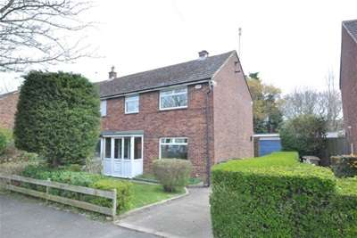 3 Bedrooms Semi Detached House for rent in Oldwood Road Pensby