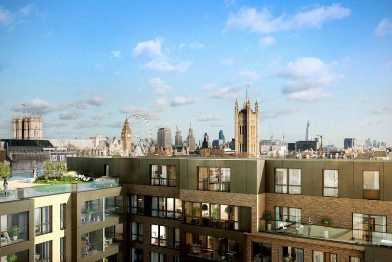 2 Bedrooms Flat for sale in Westminster Quarter, Monck Street, London, SW1P