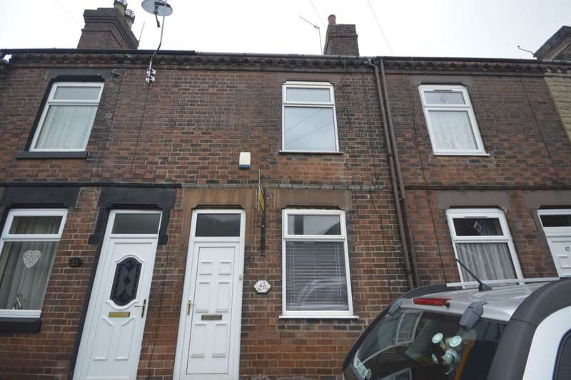 2 Bedrooms Property for sale in Chilton Street, Heron Cross, Stoke-On-Trent, ST4