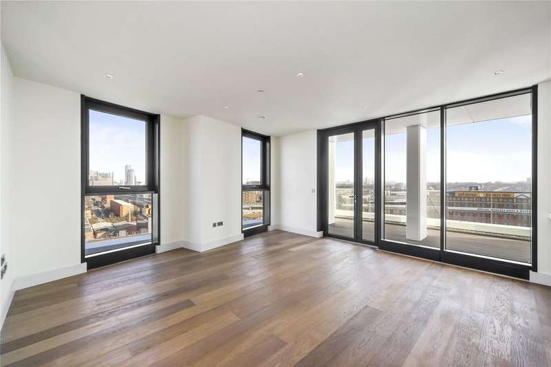 3 Bedrooms Flat for sale in Battersea Exchange, Nine Elms, 5 Lockington Road, London, SW8