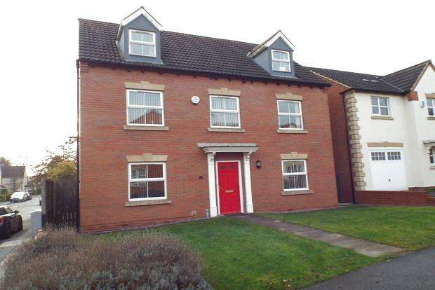 6 Bedrooms Detached House for sale in Tom Blower Close, Wollaton, Nottingham, NG8