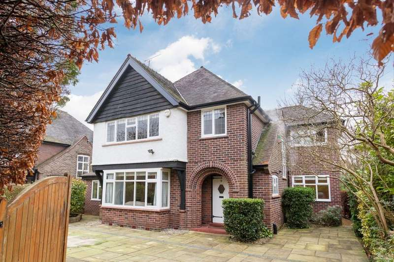 4 Bedrooms Detached House for sale in Woodhead Drive, Hale
