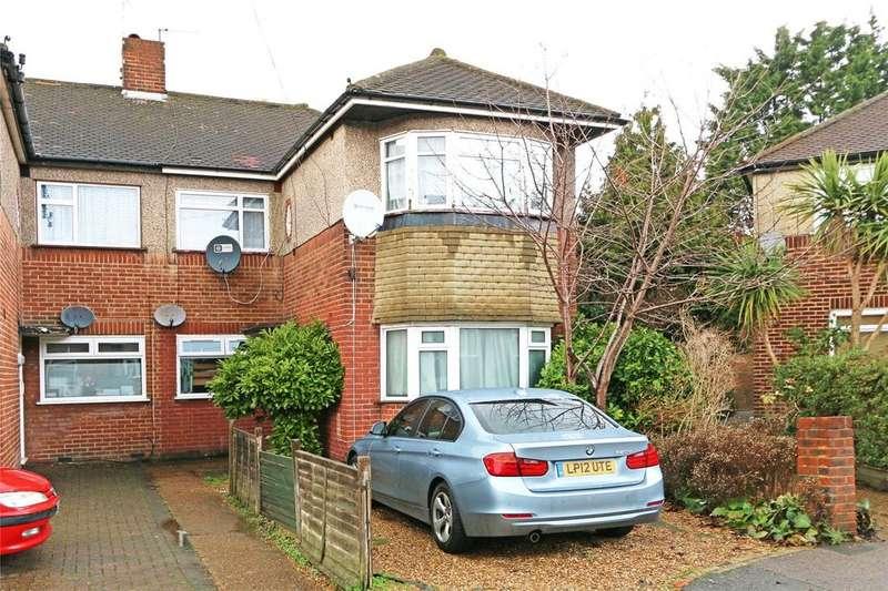 3 Bedrooms Maisonette Flat for sale in Oxtoby Way, London, SW16