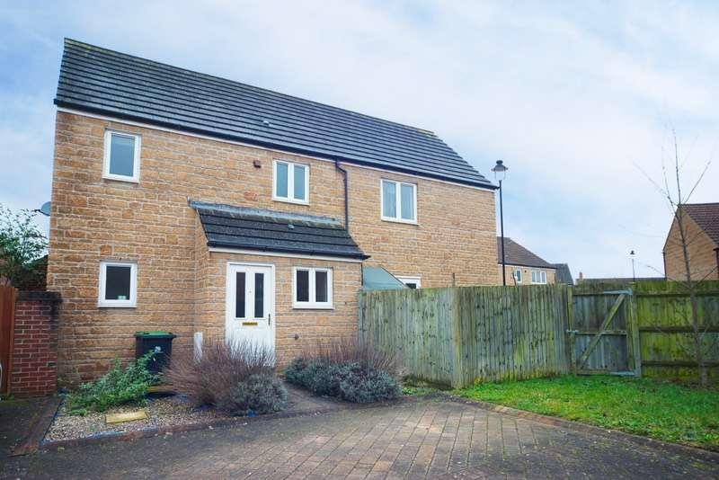 1 Bedroom Semi Detached House for sale in Jay Walk, Gillingham, Dorset, SP8