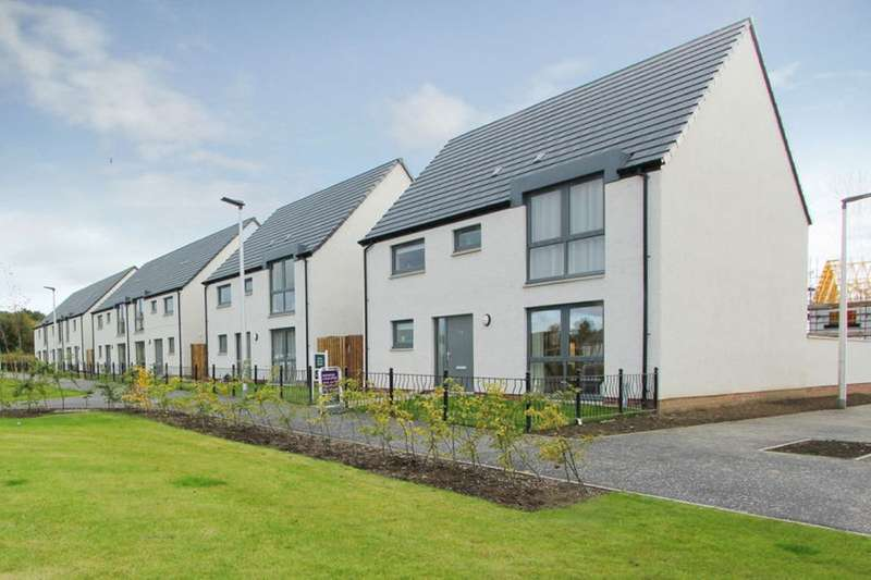 4 Bedrooms Semi Detached House for sale in The Cobbishaw At Wester Lea Wester Suttieslea Gardens, Newtongrange, Dalkeith, EH22