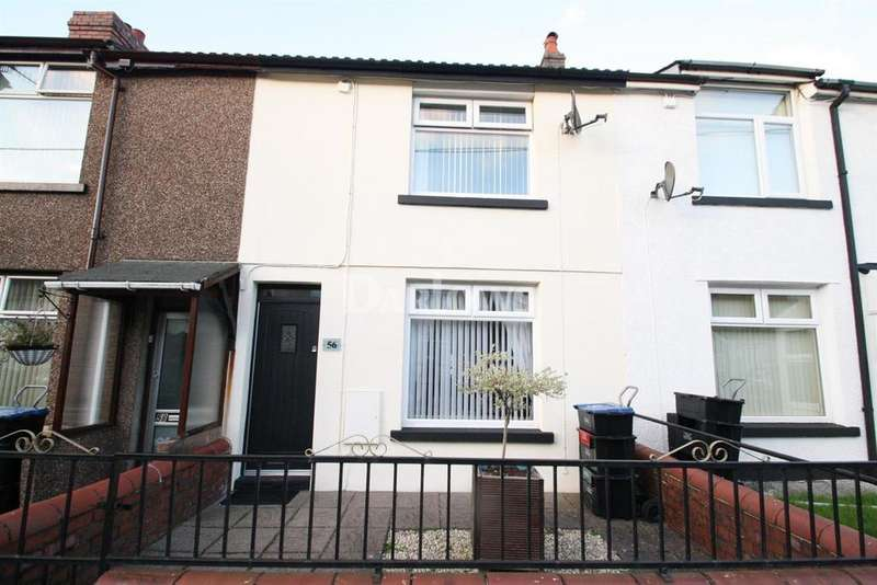 4 Bedrooms Terraced House for sale in Letchworth Road, Ebbw Vale, Gwent