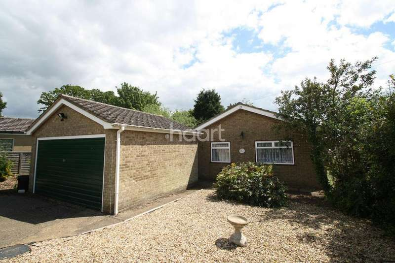 2 Bedrooms Bungalow for sale in Fen Road, Newton