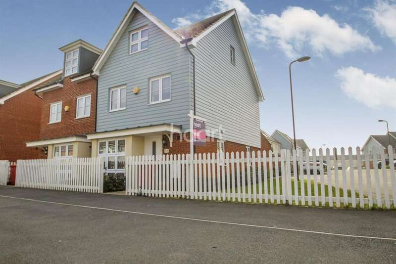 4 Bedrooms Semi Detached House for sale in Bantry Road