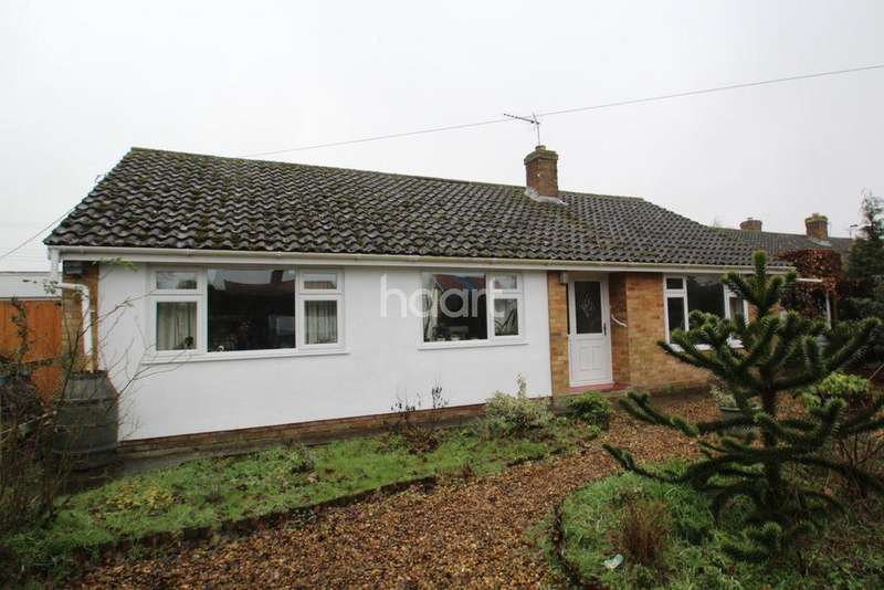 3 Bedrooms Bungalow for sale in Common Road, Hopton, Bury St Edmunds, Suffolk