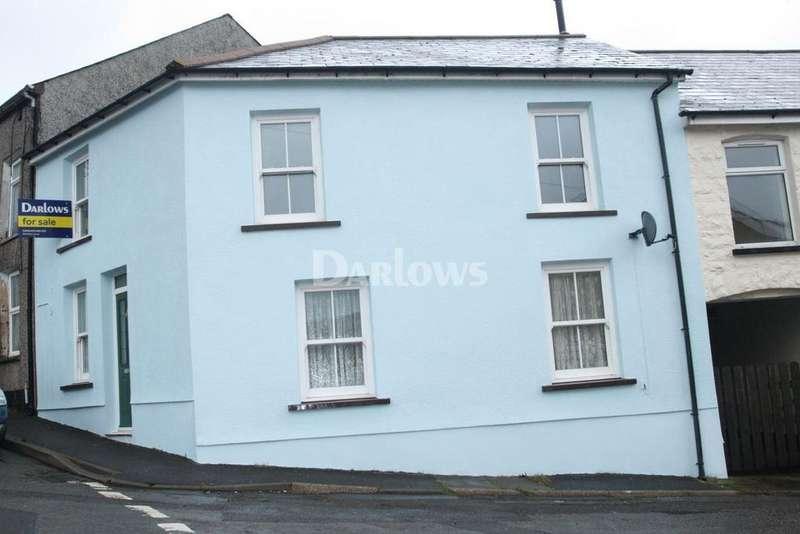 3 Bedrooms Terraced House for sale in Phillips Street, Blaenavon