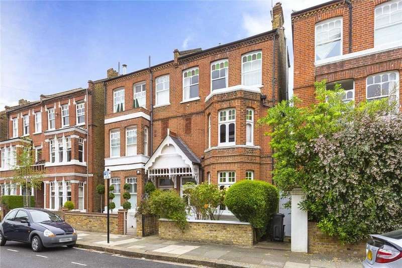 6 Bedrooms Semi Detached House for sale in Ennismore Avenue, Chiswick, London, W4