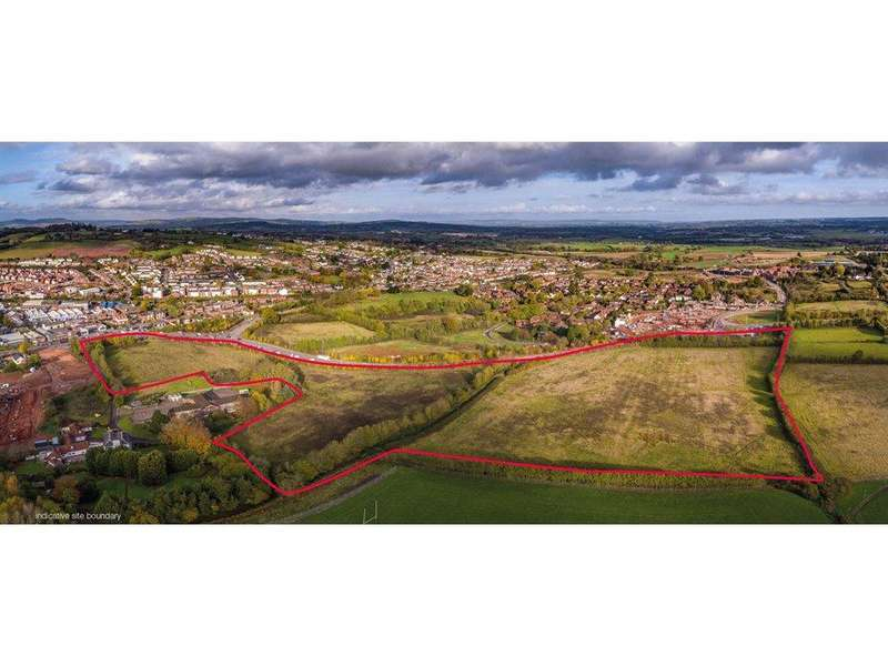 Land Commercial for sale in Land At Cumberland Way, Exeter, Devon, EX4