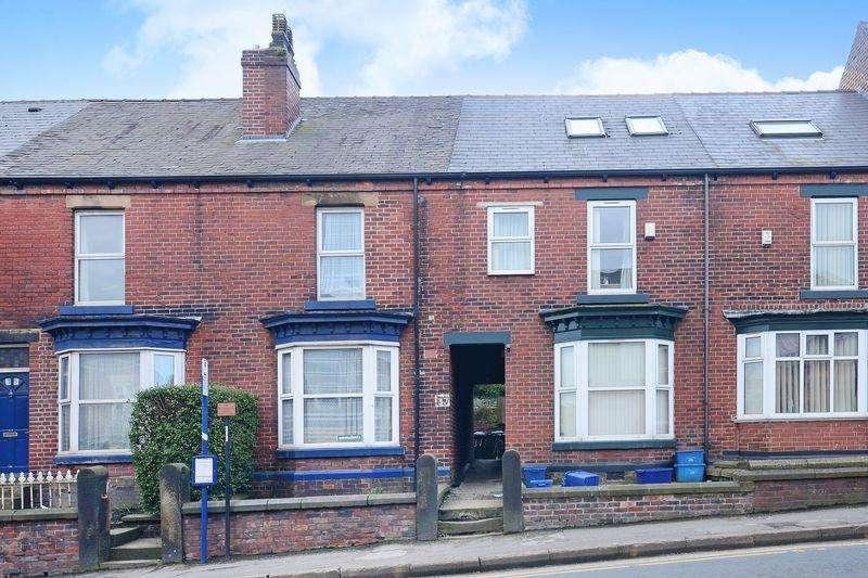 4 Bedrooms Terraced House for rent in Barber Road, Crookesmoor, Sheffield, S10 1EA