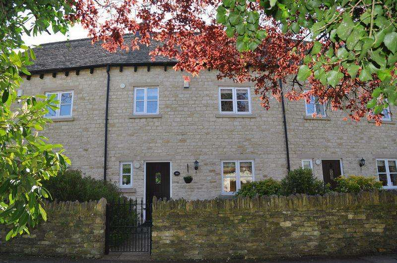 3 Bedrooms Terraced House for sale in Aston Road, Bampton