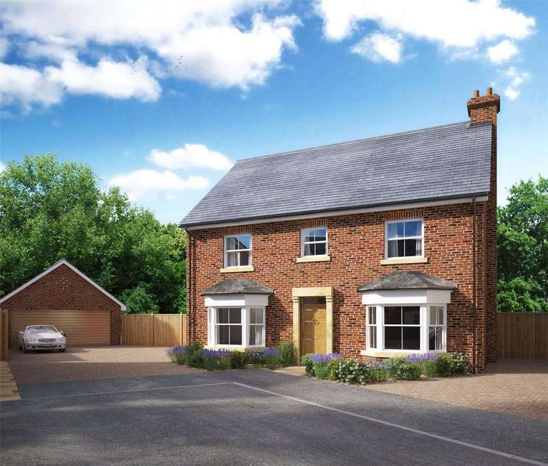 4 Bedrooms Semi Detached House for sale in Plot 12 - The Cornflower, Barton Meadows, Court Barton Close, Thorverton, EX5