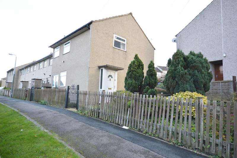 2 Bedrooms End Of Terrace House for sale in 9 Whinny Gill Road, Skipton,