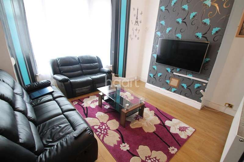 4 Bedrooms Terraced House for sale in Caerleon Road, st julians, newport