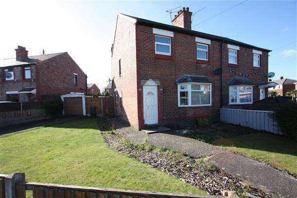3 Bedrooms Semi Detached House for sale in Deansgate, Ellesmere Port