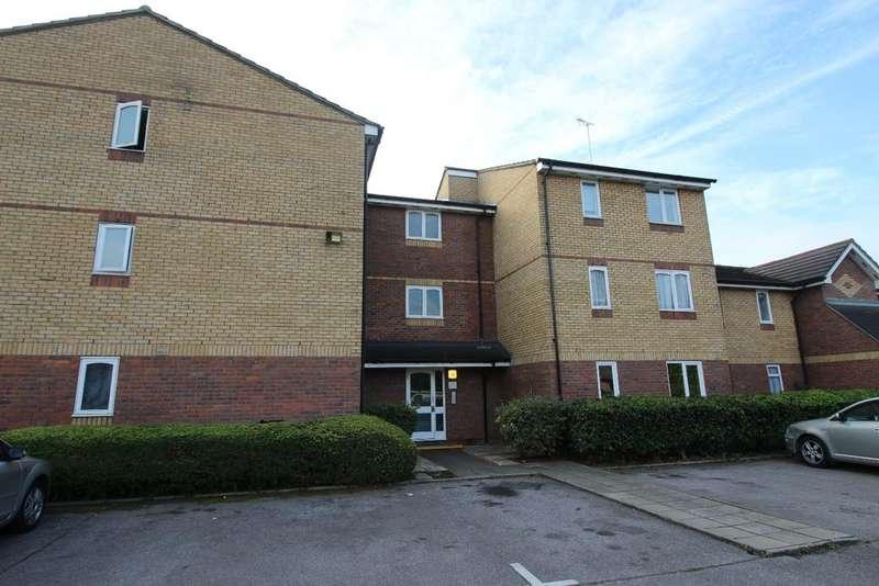 2 Bedrooms Flat for sale in Shortlands Close Belvedere DA17