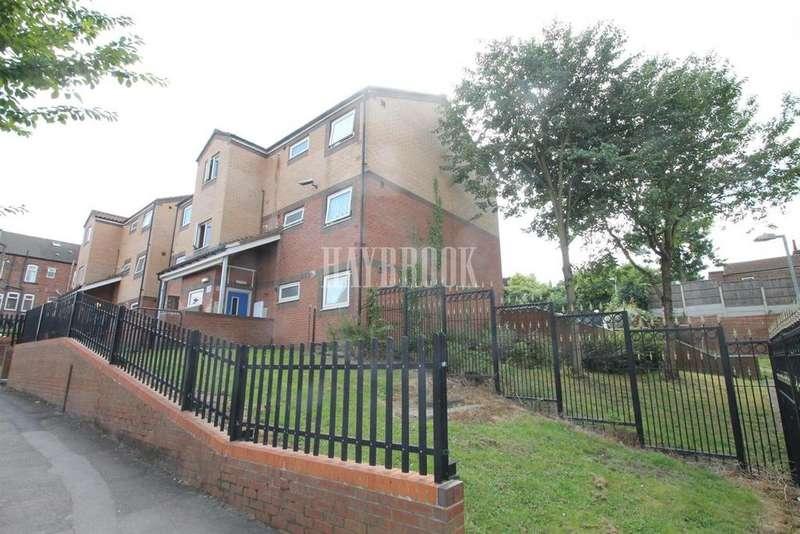 1 Bedroom Flat for sale in Warwick Street, Rotherham