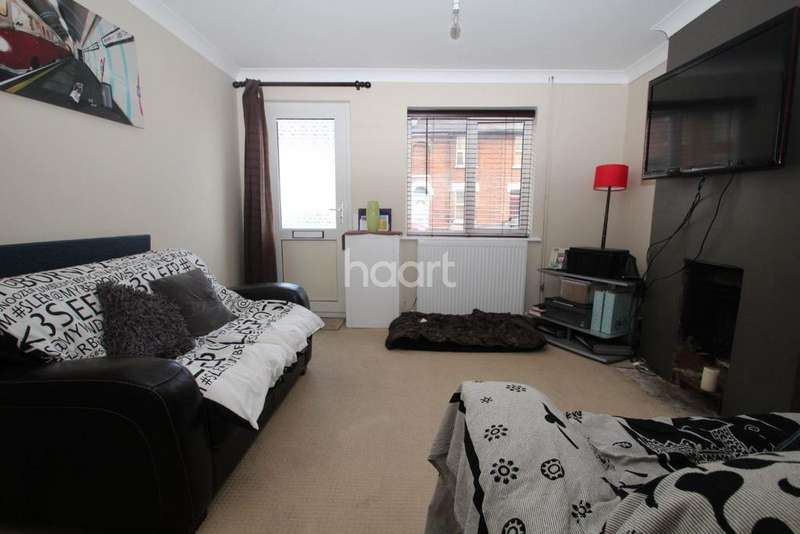 2 Bedrooms End Of Terrace House for sale in Ipswich Road, Colchester