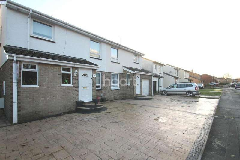4 Bedrooms Semi Detached House for sale in Worsley Road, West Swindon,Swindon