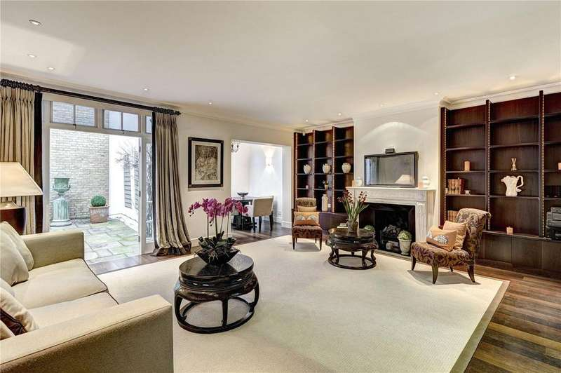 3 Bedrooms Mews House for sale in Burton Mews, Belgravia, London