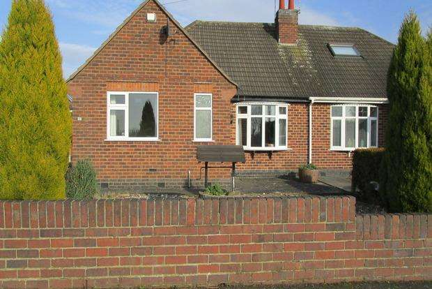 2 Bedrooms Bungalow for sale in Kingsway North, Leicester, LE3