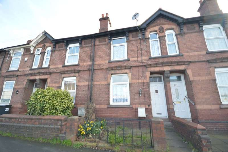 2 Bedrooms Property for sale in Stourbridge Road, Dudley, DY1