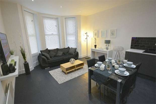 1 Bedroom Flat for sale in Tregonwell Road, Bournemouth, Dorset