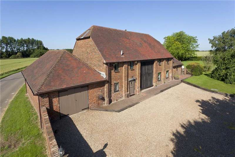 4 Bedrooms Detached House for sale in Hook Lane, Charing, Ashford, Kent, TN27