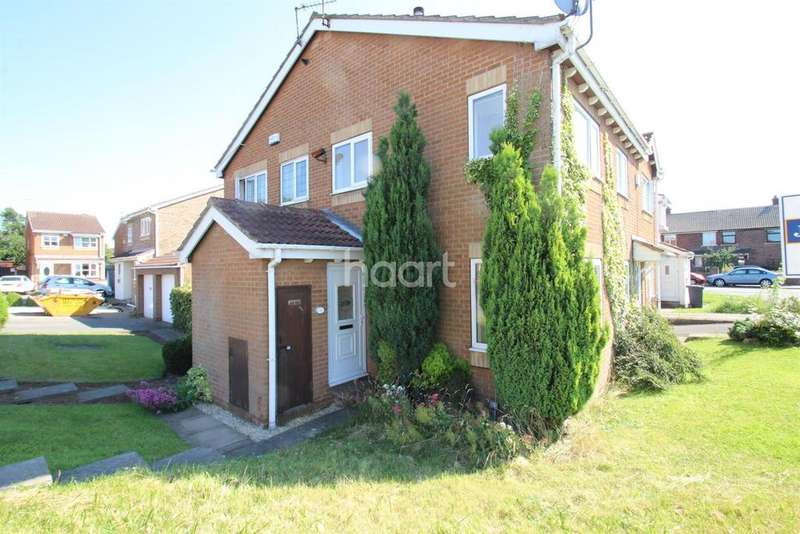 1 Bedroom Semi Detached House for sale in Church Croft, Edenthorpe